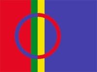 Sameflagg på 17. Mai