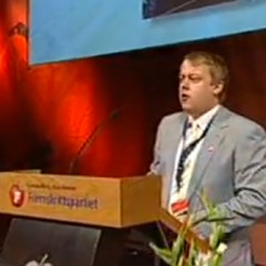 Landsmøtetalen 2009